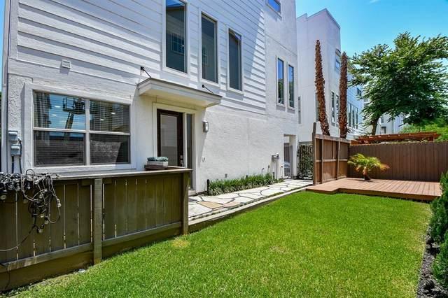 5323 Lillian Street, Houston, TX 77007 (MLS #56958941) :: The Property Guys