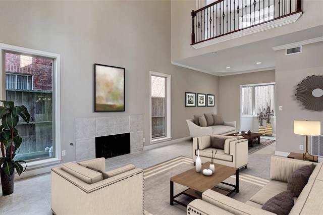 2305 Potomac Drive C, Houston, TX 77057 (MLS #5953132) :: Texas Home Shop Realty