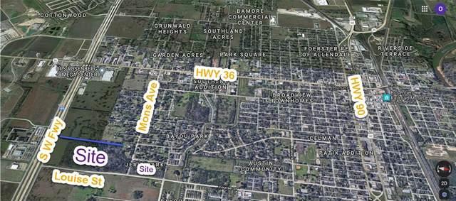 0 Southwest Fwy Street, Rosenberg, TX 77471 (MLS #59647867) :: Guevara Backman