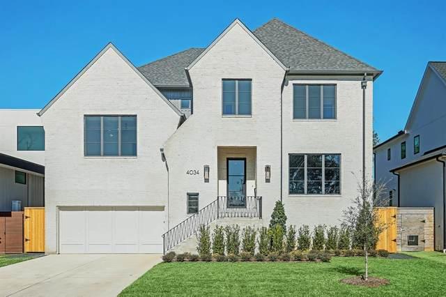 4034 Falkirk Lane, Houston, TX 77025 (MLS #61253860) :: Ellison Real Estate Team