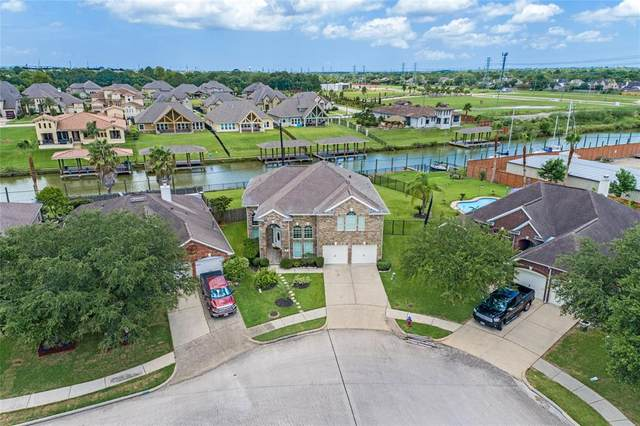 434 Twin Timbers Lane, Kemah, TX 77565 (MLS #64153111) :: Connell Team with Better Homes and Gardens, Gary Greene