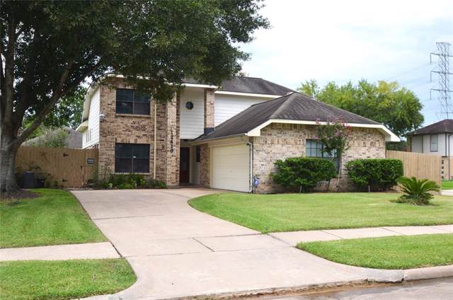 12419 Fern Meadow Drive, Stafford, TX 77477 (MLS #70046350) :: Guevara Backman