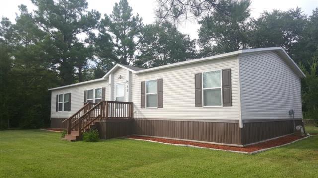 48 Lynell Drive, Huntsville, TX 77320 (MLS #70285876) :: The Sansone Group