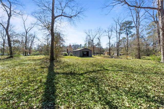 27005 Hill And Dale Avenue, Splendora, TX 77372 (MLS #7086705) :: The SOLD by George Team