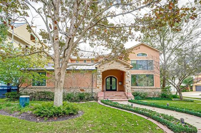 4535 Birch Street, Bellaire, TX 77401 (#72463873) :: ORO Realty