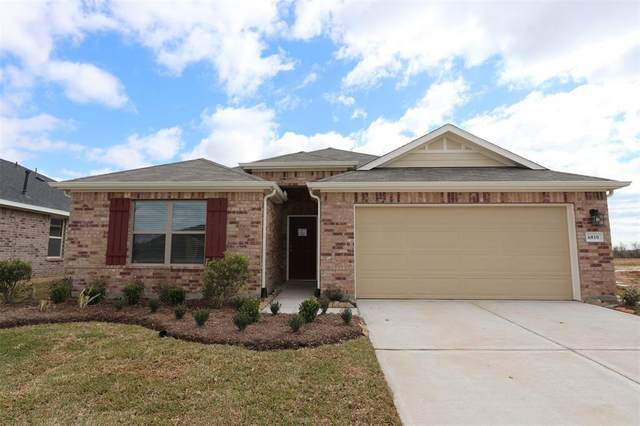 6810 Blue Stem Hill Circle, Katy, TX 77449 (MLS #73275850) :: The Parodi Team at Realty Associates