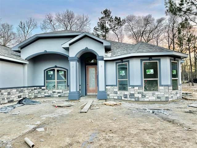 430 Road 660 Drive W, Dayton, TX 77535 (MLS #73458923) :: The Home Branch