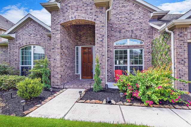 5943 Green Meadows Lane, Katy, TX 77493 (MLS #73550296) :: The Heyl Group at Keller Williams
