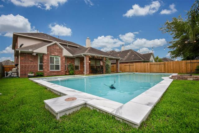 2609 Easton Springs Court, Pearland, TX 77584 (MLS #73896847) :: Texas Home Shop Realty