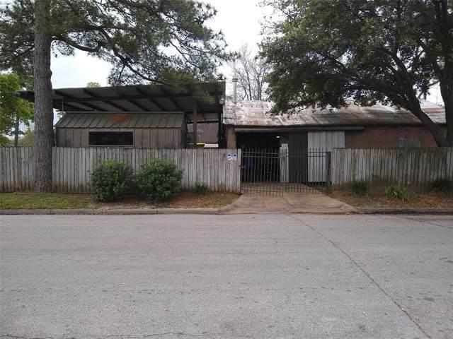 4815 Hain Street, Houston, TX 77009 (MLS #74379859) :: The Freund Group