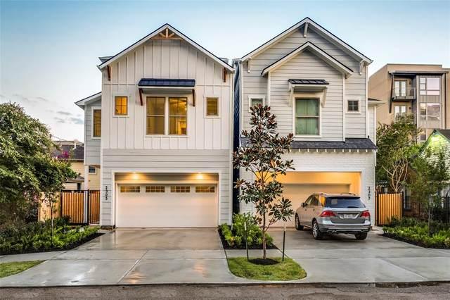 4705 Feagan Street A, Houston, TX 77007 (MLS #77818320) :: Texas Home Shop Realty