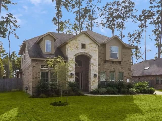 576 Stephen F Austin Drive, Conroe, TX 77302 (MLS #77918794) :: The Bly Team