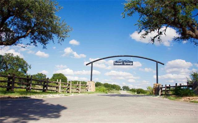 Lot 228 Bosque Trail, Marble Falls, TX 78654 (MLS #80128096) :: Ellison Real Estate Team