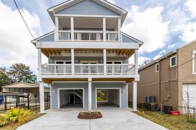 411 Pine Road, Kemah, TX 77565 (MLS #81733934) :: Ellison Real Estate Team