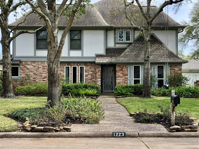 1223 Rustic Knolls Drive, Katy, TX 77450 (MLS #83533536) :: The Parodi Team at Realty Associates