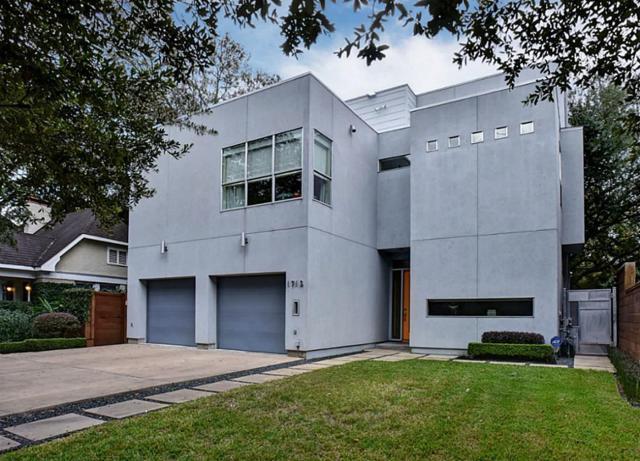 1713 Vassar, Houston, TX 77098 (MLS #85183419) :: Glenn Allen Properties