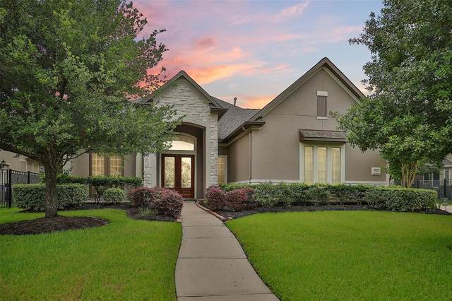7715 Bulrush Canyon Trail, Katy, TX 77494 (MLS #8650105) :: The SOLD by George Team