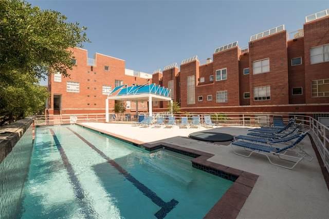 4004 Montrose Boulevard #11, Houston, TX 77006 (MLS #87691990) :: Lerner Realty Solutions