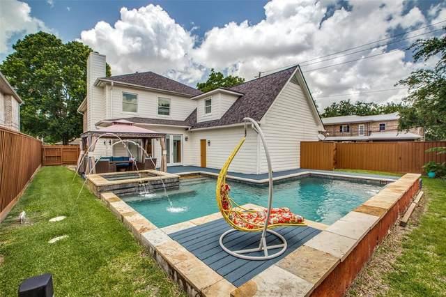 4601 Pin Oak Lane, Bellaire, TX 77401 (MLS #88411634) :: Keller Williams Realty