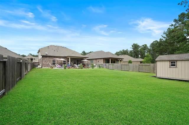 2810 Ridgecliff Court, Conroe, TX 77301 (MLS #90519502) :: The Home Branch