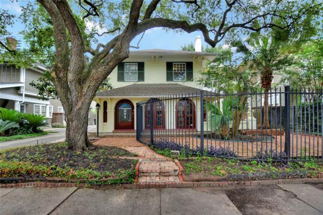 908 Kipling Street, Houston, TX 77006 (MLS #9061832) :: Giorgi Real Estate Group