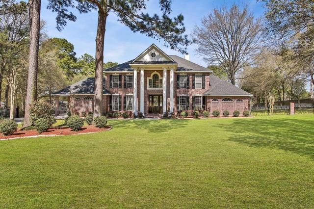 15406 Hunters Bend Drive, Tomball, TX 77377 (MLS #92174152) :: The Home Branch