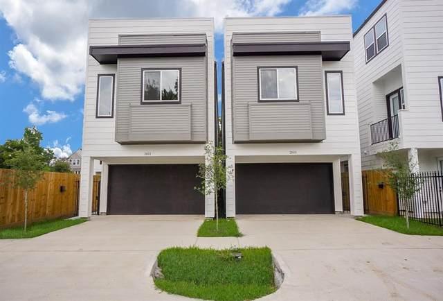 2611 Drew Street, Houston, TX 77004 (MLS #93517838) :: The Property Guys