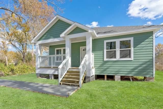 6736 Knox Street, Houston, TX 77091 (MLS #94162982) :: Ellison Real Estate Team