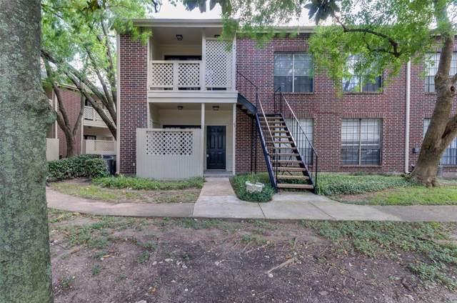 8055 Cambridge Street #43, Houston, TX 77054 (MLS #94293013) :: Texas Home Shop Realty