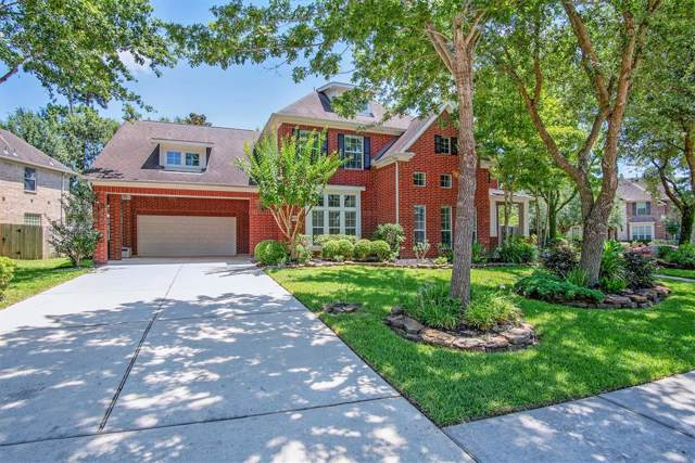 15502 Stable Park Drive, Cypress, TX 77429 (MLS #95946486) :: Texas Home Shop Realty