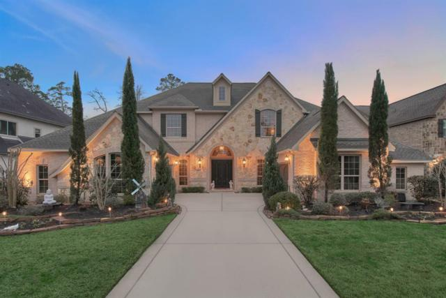 35 Player Vista Place, The Woodlands, TX 77382 (MLS #22628646) :: Texas Home Shop Realty