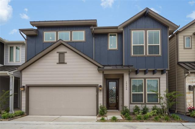 10408 S Quiet Courtyard, Houston, TX 77041 (MLS #22877036) :: Texas Home Shop Realty