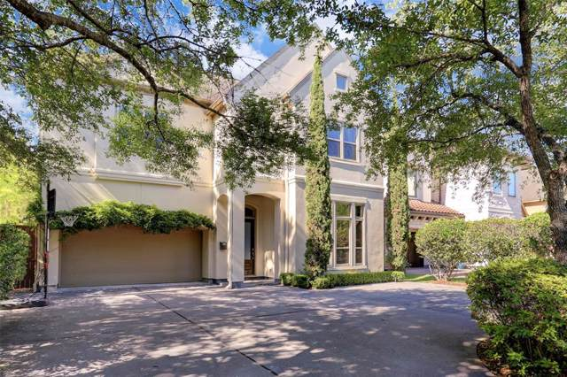 4922 Bellaire Boulevard, Bellaire, TX 77401 (MLS #26698344) :: The Jill Smith Team
