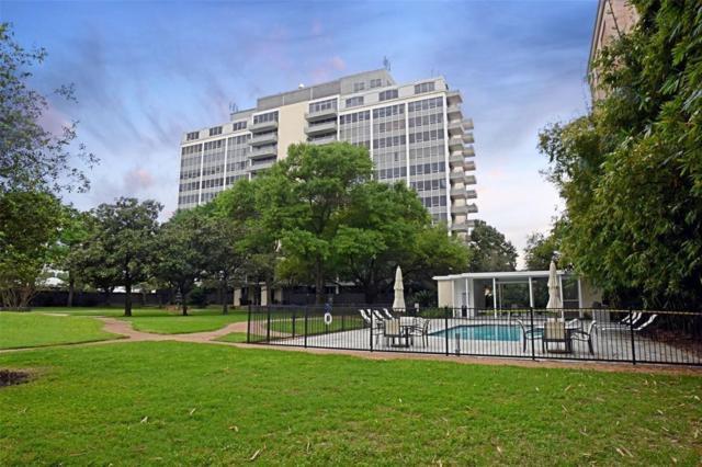 2701 Westheimer Road 12F, Houston, TX 77098 (MLS #28486281) :: Giorgi Real Estate Group