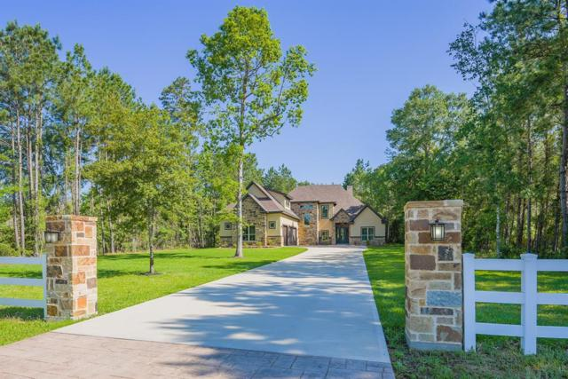 15580 Guinevere Lane, Montgomery, TX 77316 (MLS #34778820) :: Texas Home Shop Realty
