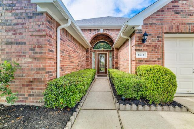 6914 Emerald Pool Lane, Spring, TX 77379 (MLS #45742606) :: Giorgi Real Estate Group