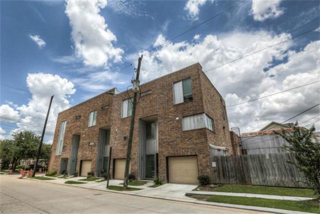 1601 W Webster Street #17, Houston, TX 77019 (MLS #46200416) :: Texas Home Shop Realty