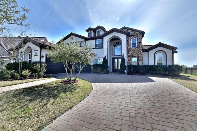 3626 Meandering Spring Drive, Katy, TX 77494 (MLS #47280027) :: Texas Home Shop Realty