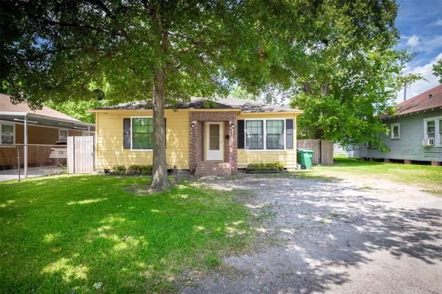 4317 Beggs Street, Houston, TX 77009 (MLS #47864375) :: The Heyl Group at Keller Williams