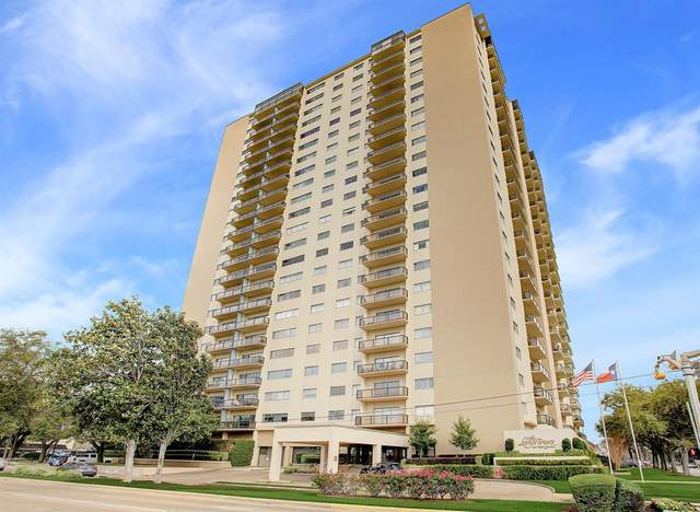 2929 Buffalo Speedway #1008, Houston, TX 77098 (MLS #52111572) :: The SOLD by George Team