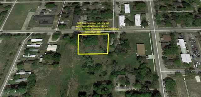 0 W Adoue Street, Alvin, TX 77511 (MLS #54373001) :: Texas Home Shop Realty