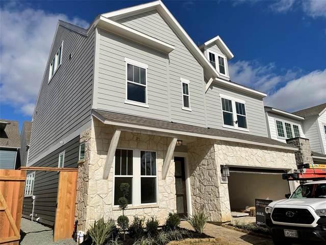 2506 Swang Place, Houston, TX 77007 (MLS #54593974) :: Ellison Real Estate Team
