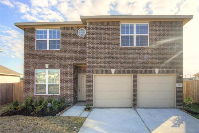 2510 Diving Duck Court, Humble, TX 77396 (MLS #55511213) :: NewHomePrograms.com LLC