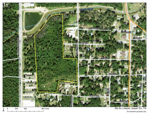 0 Peachtree Street, Jasper, TX 75951 (MLS #60747230) :: Ellison Real Estate Team