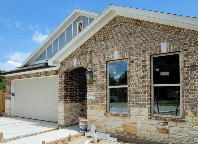 2434 Lucky Street SW, Houston, TX 77088 (MLS #65182147) :: The SOLD by George Team