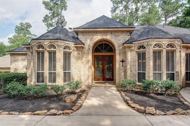 120 Greenbriar Drive, Conroe, TX 77356 (MLS #67015356) :: The Home Branch