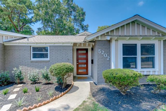 5202 Poinciana Drive, Houston, TX 77092 (MLS #68837351) :: The SOLD by George Team