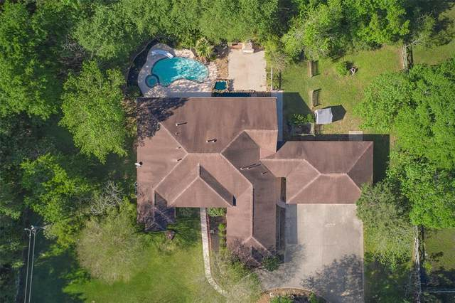 202 Forest Wind Circle, Montgomery, TX 77316 (MLS #70052237) :: The Queen Team