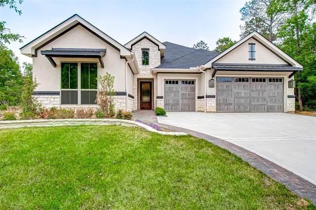 1707 Madera Oaks Court, Conroe, TX 77304 (MLS #73103381) :: Michele Harmon Team