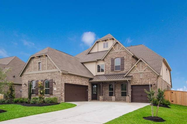 2622 Rainflower Meadow Lane, Katy, TX 77494 (MLS #73579954) :: Texas Home Shop Realty